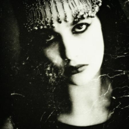 ... I saw her soul